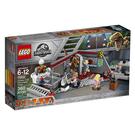 75932【LEGO 樂高積木】侏儸紀世界 Jurassic World 迅猛龍追逐 Jurassic Park Velociraptor Chase