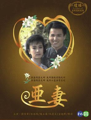 啞妻 DVD 瓊瑤 (音樂影片購)