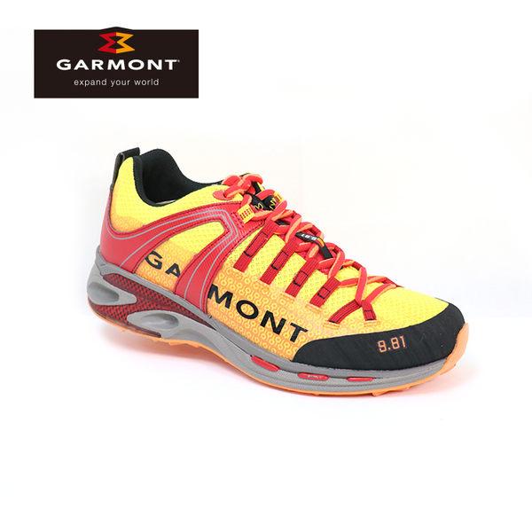 GARMONT 低筒疾行健走鞋9.81 Speed III 481222/201 男款 / 城市綠洲((登山鞋、越野疾行、黃金大底)