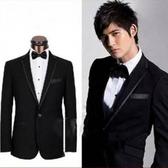 西裝套裝含西裝外套+褲子-經典款必敗職業成套男西服2款6x43【巴黎精品】