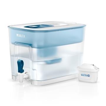 [淨園] 德國 BRITA FILL & ENJOY FLOW 濾水箱 8.2L (內含全效濾芯1入) (可放冰箱)