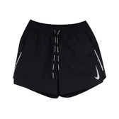 NIKE AS M NK FLX STRIDE SHORT 5IN 男款黑色運動短褲-NO.AJ7778010