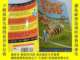二手書博民逛書店Rowdy罕見Rogby:羅格比。Y200392