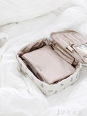 大容量化妝包女便攜旅行ins網紅化妝品收納包洗漱化妝袋小號 --當當衣閣