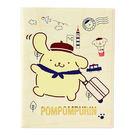 Sanrio 布丁狗PVC護照收納套(快樂旅行)★funbox生活用品★_594571