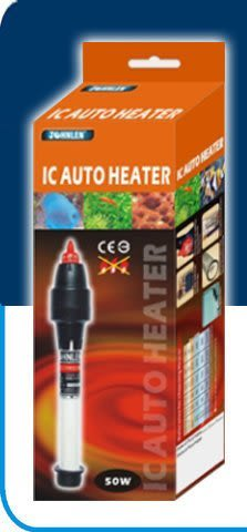 台中水族 台灣中藍 微調式電子加熱器 50W CS048 -- 特價
