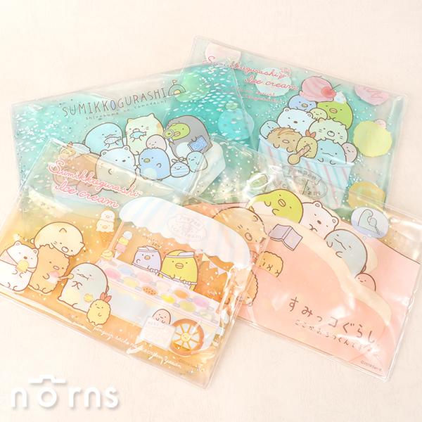 【日貨角落生物果凍凝膠冰枕】Norns 日本正版 涼感 冷凝墊 枕頭 冰敷枕 冰墊 冷敷