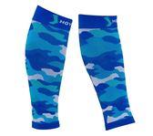 HOYISOX 男女適用 迷彩束小腿套 20-30mmHg 抗菌除臭 各種運動 恢復快速壓力腿套 壓縮腿套 加壓腿套
