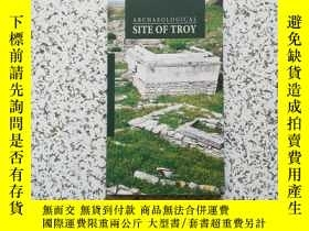 二手書博民逛書店Archaeological罕見Site of TroyY267
