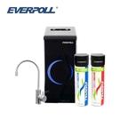 EVERPOLL EP-168廚下型冷熱雙溫無壓飲水機搭配DCP-3000守護升級全效能除垢淨水器
