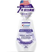 Crest 3D White專業鑽白漱口水 500ml【德芳保健藥妝】