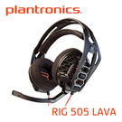 Plantronics 繽特力 RIG 505 LAVA 遊戲電競耳機