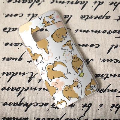 三星 Samsung Galaxy S7 SM-G930FD 手機殼 軟殼 保護套 柴犬