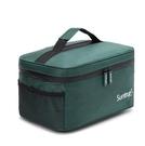 保溫袋 戶外野餐包大容量便攜保溫包加厚保冷便當飯盒套扁平橫版手提袋大【快速出貨八折搶購】