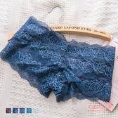 出清品-i PINK 迷霧森林 歐式質感蕾絲平口內褲(5色/L)