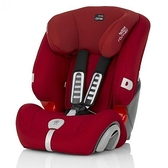 Britax 1-12歲 旗艦成長型汽車安全座椅/汽座-紅色BX22872[衛立兒生活館]