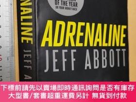 二手書博民逛書店罕見AdrenalineY7215 Jeff Abbott sphere 出版2010