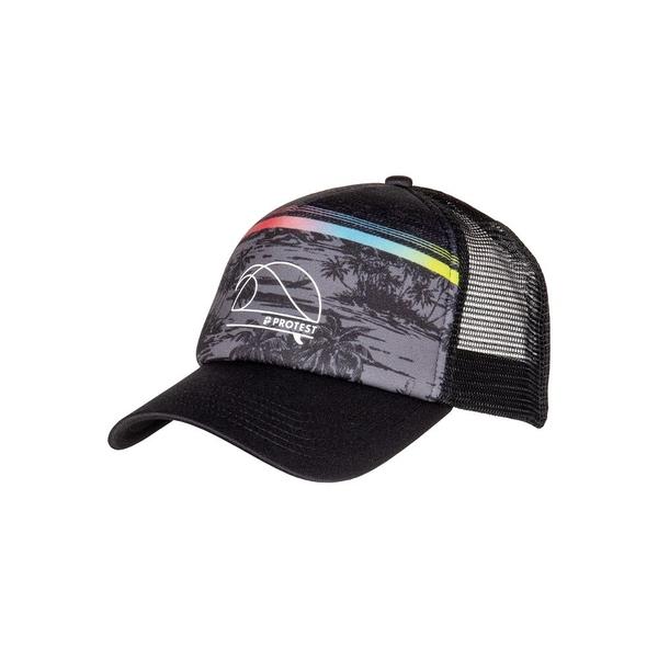 PROTEST 男 棒球帽 (真實黑) SHAFT CAP