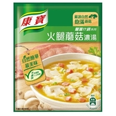 康寶濃湯自然原味火腿蘑菇41.4g x2入/袋【愛買】
