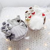 嬰兒禮盒套裝公主裙純棉衣服新生兒用品送禮高檔剛出生寶寶滿月服6/22