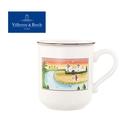 德國Villeroy&Boch-納夫莊園系列-300ml馬克杯-城堡