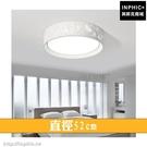 INPHIC-兒童房間幾何燈具led吸頂燈北歐客廳簡約主臥室led燈現代-直徑52cm_heas