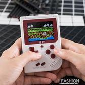 懷舊迷你IPS屏掌上兒童游戲機魂斗羅赤色要塞掌機88fc-Ifashion