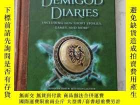 二手書博民逛書店The罕見Demigod Diaries 精裝毛邊Y385290 Rick Riordan Disney Hy