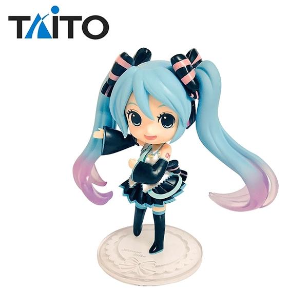 【日本正版】初音未來 Doll Crystal 公仔 模型 14cm MIKU TAITO - 731848