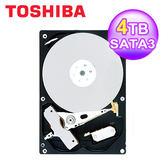 東芝 4TB/128MB/3.5吋/SATAIII