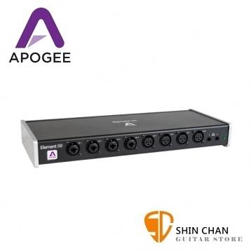 Apogee Element 88 頂級數位錄音介面 美國製 原廠公司貨 一年保固 for Mac
