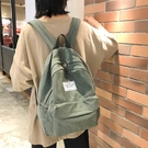雙肩包 書包女韓版高中大學生ins風古著感bf百搭初中生潮簡約森系雙肩包【快速出貨八折鉅惠】