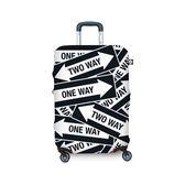 【BG Berlin】行李箱套-出發 S (適用17-21吋行李箱)