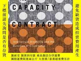 二手書博民逛書店The罕見Capacity Contract-容量合同Y436638 Stacy Simplican Univ