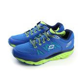 SKECHERS PRO RESISITANCE 運動鞋 慢跑鞋 避震 減壓 弧形大底 男鞋 藍色 999738BLLM no584