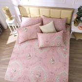 床包枕套 雙人加大床包組 天絲 萊塞爾 愛麗斯戀曲[鴻宇]台灣製2131