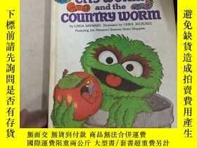 二手書博民逛書店the罕見city worm and the country wormY239494