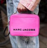 ■專櫃57折■Marc Jacobs M0014508 復古懷舊The Box 20 包 粉色