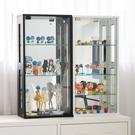 收納櫃 模型展示櫃 公仔收納 展示櫃 公仔展示櫃 直立式80cm 公仔展示櫃(2色) 凱堡家居【B12054】