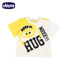 chicco- To Be BB-怪獸短袖上衣