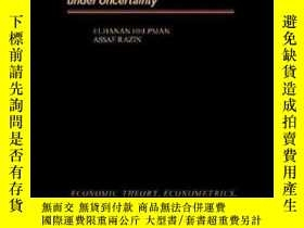 二手書博民逛書店Theory罕見Of International Trade Under Uncertainty (economi