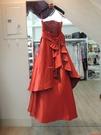 (45 Design)   新款 婚紗韓版簡約新款媽媽裝 長短禮服短款 小禮服年會晚禮服夏