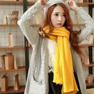 韓版圍巾。全新10色 超軟平板圍巾 交換禮物 生日禮物 男女 情侶裝(SSA0005)AngelNaNa