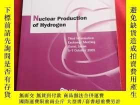 二手書博民逛書店NucIear罕見production of HydrogenY179070 NucIear producti