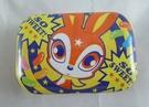 【震撼精品百貨】Skip Bunny_邦尼兔~小鐵盒『黃藍』