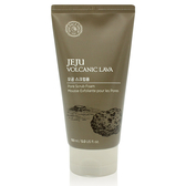 THE FACE SHOP 濟州島火山泥洗面乳 150ml ◆86小舖 ◆