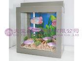 【大堂人本】溫暖心生活系列-魚缸(紙紮) (另有客製化紙紮)