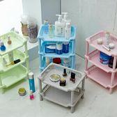 士三層長方形廚房浴室衛生間置物架 收納架 儲物架 轉角架  酷男精品館