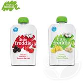 Little freddie小皮 有機椰奶-莓果/熱帶水果【佳兒園婦幼館】
