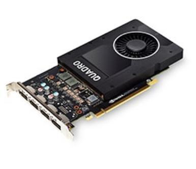 HP NVIDIA Quadro P2000(1ME41AA)